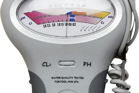 Diagnostika vody, prodejce: Hornbach, cena: 869 Kč, www.hornbach.cz