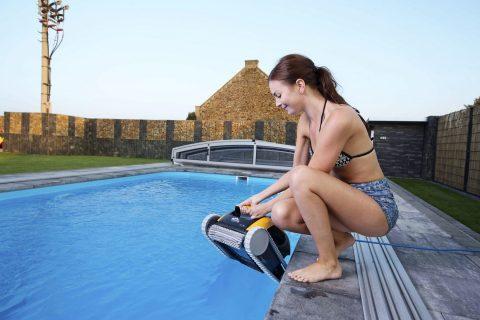 Vysavač bazénu, výrobce: Albixon, cena: 27 100 Kč, www.albixon.cz